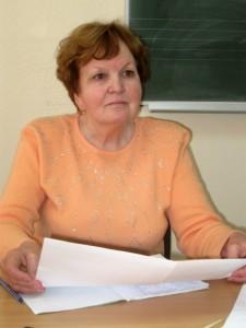 Н.И. Рогачевская